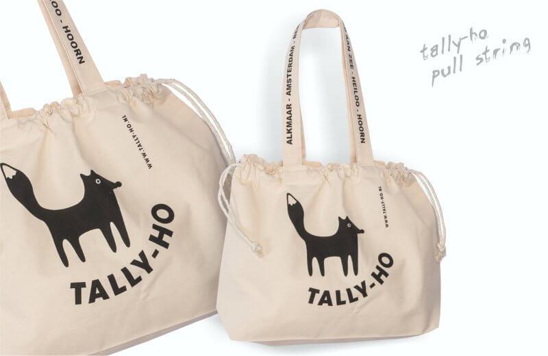 Drawstring Bag Tally Ho Uts Bags