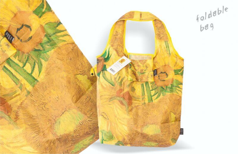 17c0347737 Foldable Bag Van Gogh - UTS Bags