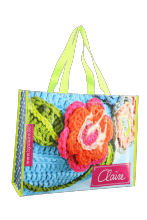 Big Shopper Claire Blue