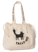Drawstring bag tally-ho