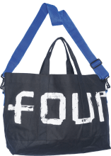 Canvas bag FOUR